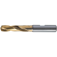 111503 Solid carbide high-performance drill bit 3xD TiNplus